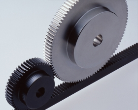 介绍有关齿条式转向器的装配步骤